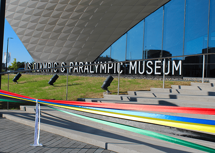 United States Olympic Museum